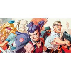 Serie Zombicide (Actual, Futurista y Medieval)