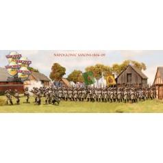 Napoleonic Saxon Army 1806-1809