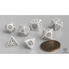 The Witcher, Sets de Dados con moneda de colección