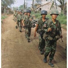 ARVN. Republic of South Vietnam troops